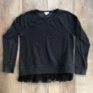 Girls Crewcuts sweatshirt